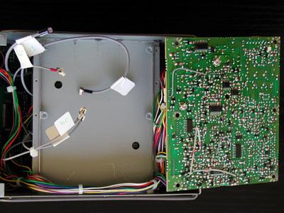 Discriminator Output AR3000A (AOR3000)