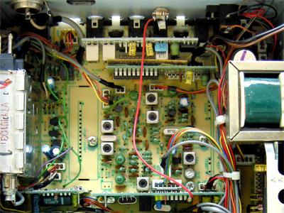 Yaesu frg-9600 receiver scanner 60 to 905 mhz, vhf uhf. All mode.